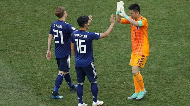 """Nhật Bản chấn động World Cup: """"Người nhện"""" chói sáng, cứu thua vạch gôn - 1"""
