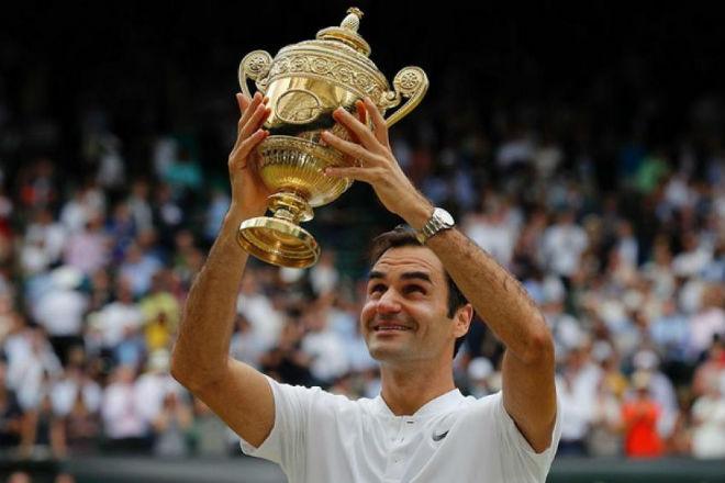 Phân nhánh Wimbledon: Federer chờ rửa hận đàn em, Nadal hẹn đấu Djokovic - 1