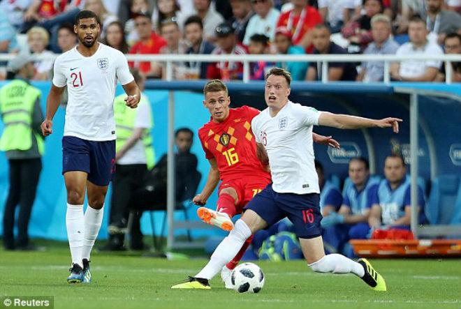 Anh - Bỉ: Siêu phẩm định đoạt ngôi đầu (World Cup 2018) - 1
