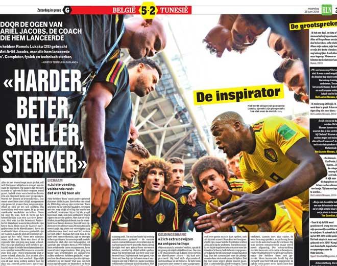"""""""Ông trùm giấu mặt"""" World Cup, Lukaku: Hơn đứt Messi, Hazard nể phục - 1"""