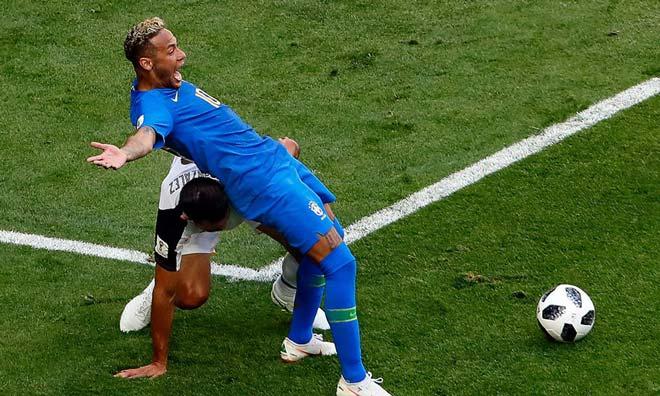 """Brazil đấu Mexico vòng 1/8 World Cup: Chuyện lạ về """"ông trùm"""" Neymar, Marcelo - 1"""