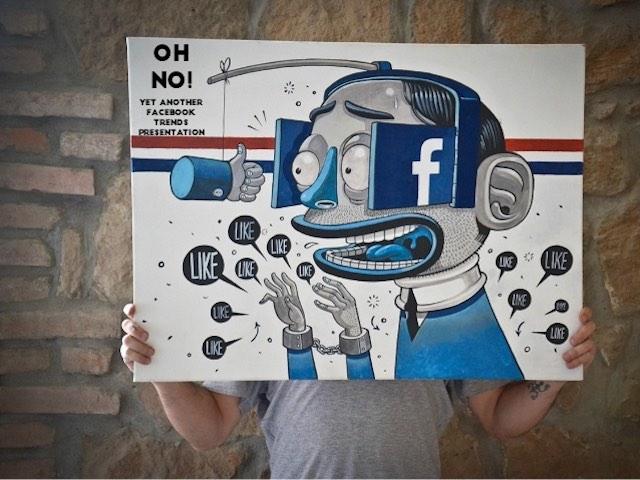 """Facebook phát triển tính năng cho phép kiểm tra độ """"nghiện"""" mạng xã hội"""