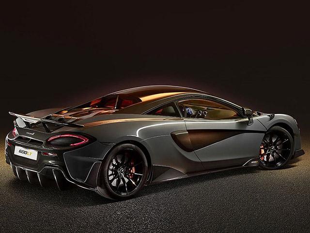 McLaren chính thức ra mắt thành viên mới nhất McLaren 600LT