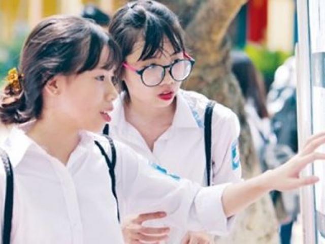 Điểm chuẩn vào lớp 10 ở Hà Nội: Cao nhất 51.5, thấp nhất 21.5