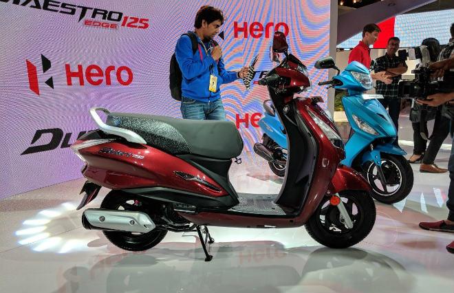 Đối thủ Suzuki Access sắp ra mắt, giá rẻ 17,4 triệu đồng - 1