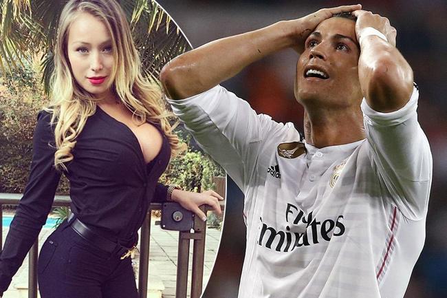 Daniella Chavez là một người mẫu khỏa thân nghệ thuật. Cô nàng tiết lộ từng có mối tình một đêm với Ronaldo trong thời điểmanh chàng này vẫn mặn nồng với Irina Shayk.