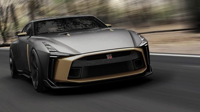 """Nissan ra mắt siêu phẩm """"GT-R50 by Italdesign"""": Kỷ niệm 50 năm dòng xe GT-R - 1"""