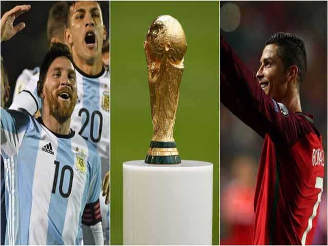 Dự đoán tỷ số World Cup 30/6: Messi hẹn Ronaldo tứ kết, dàn sao Pháp về nhà