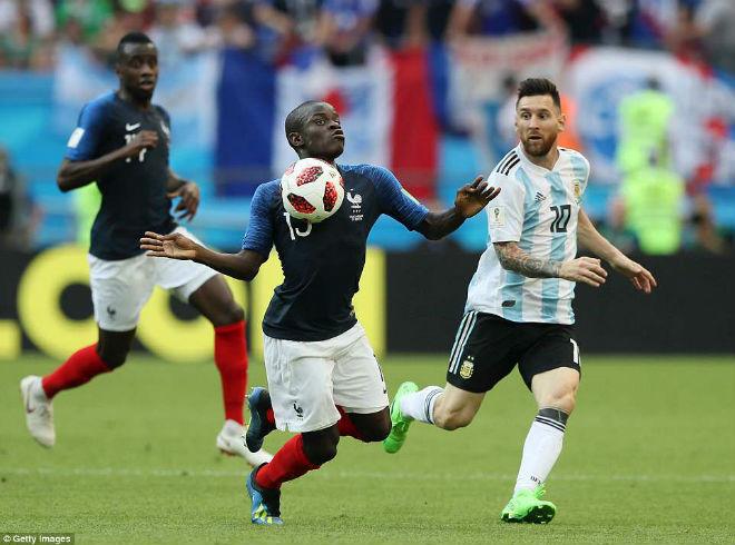 Messi tan mộng World Cup: Nước mắt lại rơi, sẽ từ giã ĐT Argentina? - 1