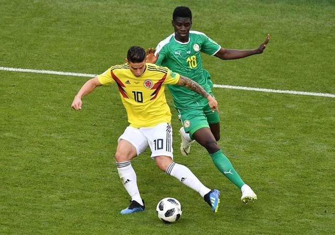 Trực tiếp tin nóng World Cup 30/6: James chấn thương, người Anh vui mừng - 1