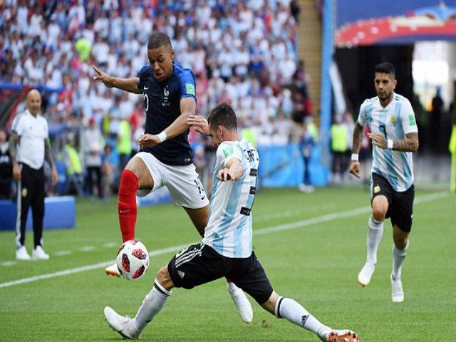 Pháp - Argentina: Rượt đuổi nghẹt thở, 7 bàn tưng bừng (World Cup 2018)