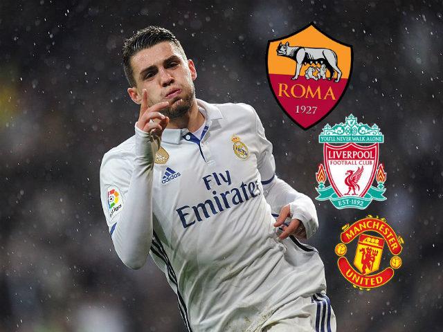 Chuyển nhượng MU: Roma tranh giành sao Real Madrid