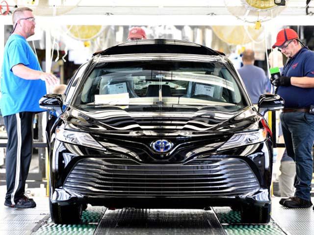 """Toyota Camry nhập Mỹ lo ngại """"đội giá"""" vì chính sách thuế của Donald Trump"""