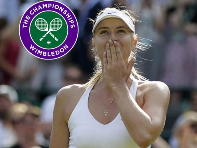 Lịch thi đấu tennis Wimbledon 2018 - đơn nữ