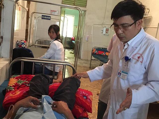 Gặp bác sĩ chỉ huy ca đỡ đẻ có một không hai tại Việt Nam - 1