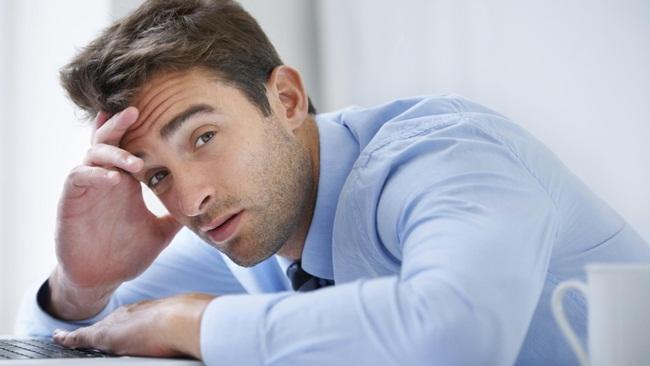 Những thay đổi gây sốc của cơ thể quý ông sau 30 tuổi - 1