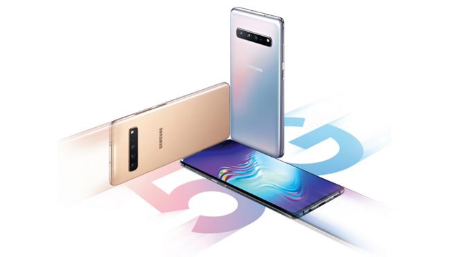"""Samsung xác nhận thời gian Galaxy S10 5G """"lên kệ"""" - 1"""