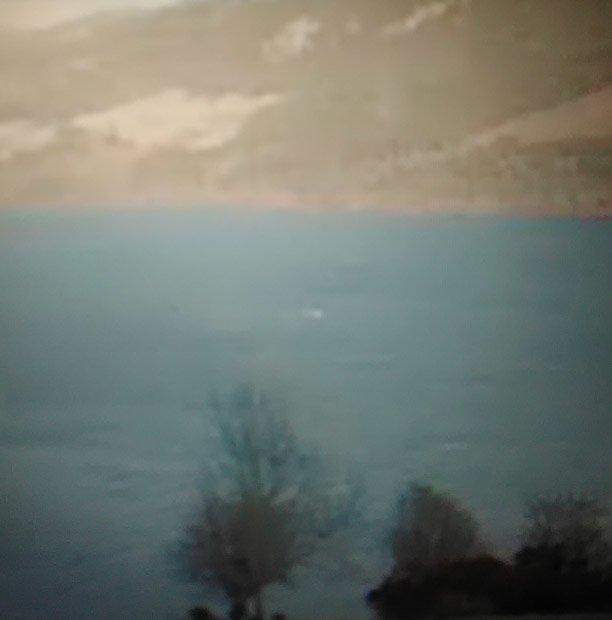 Bí ẩn cảnh Quái vật hồ Loch Ness được ghi lại hai lần trong một tháng - 1