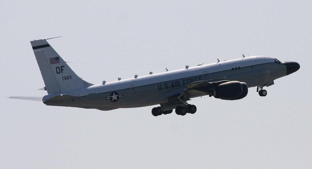 """Máy bay """"đánh hơi tên lửa"""" bất ngờ xuất hiện gần Triều Tiên sau 2 năm - 1"""