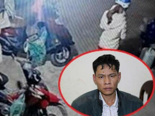 Gia hạn tạm giữ Vì Văn Toán trong vụ sát hại nữ sinh giao gà