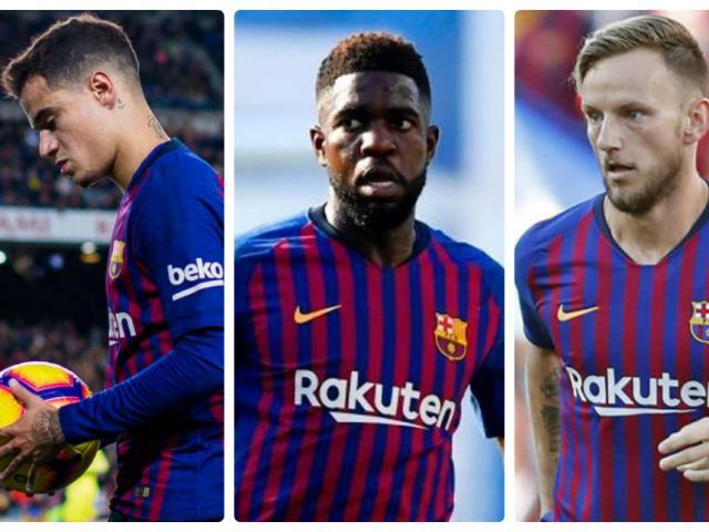 """Barca bán 3 sao 300 triệu euro: MU, Arsenal, Chelsea đón """"bom tấn"""" nào?"""