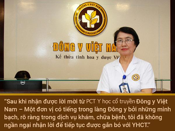 Bác sĩ Nguyễn Thị Nhuần - Người thầy thuốc gắn bó cả cuộc đời mình với Y học cổ truyền - 1