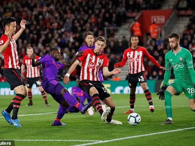 Southampton - Liverpool: Ngược dòng ấn tượng chiếm lấy ngôi đầu