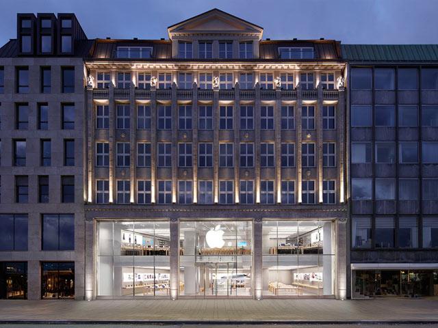 Ngắm nhìn chuỗi cửa hàng Apple Store đẹp nhất thế giới