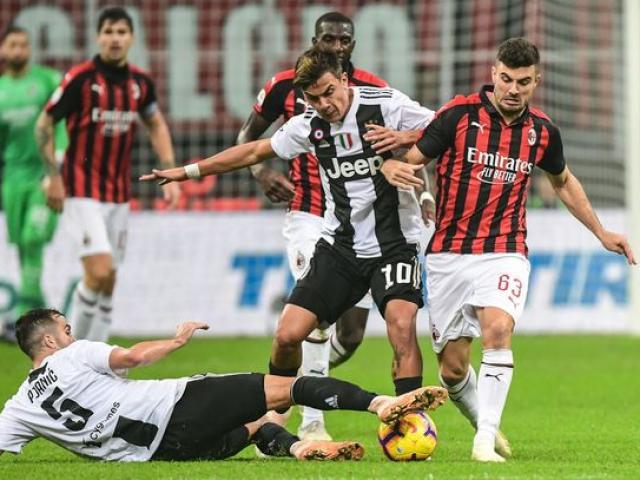 """Juventus - AC Milan: """"Đàn em Ronaldo"""" rực rỡ, ngược dòng ấn tượng"""