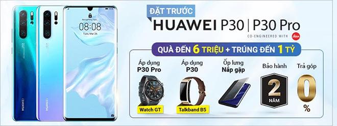 Giới trẻ mê trải nghiệm không thể bỏ qua bộ quà tặng kèm Huawei P30, P30 Pro tại Thế Giới Di Động - 1