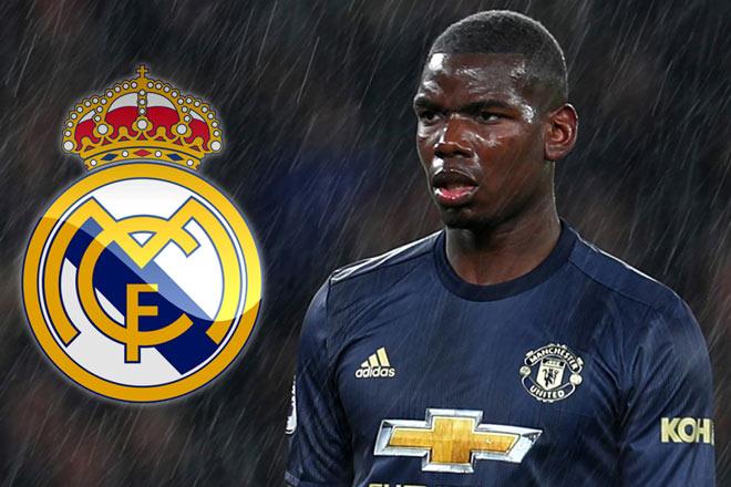 MU sẵn sàng bán Pogba: Cờ đến tay Real, Zidane phải hy sinh 2 sao lớn - 1