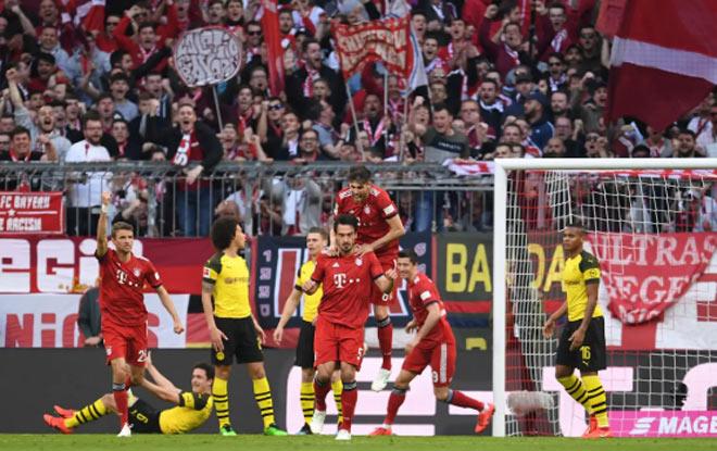 Bayern Munich - Dortmund: Đòn đau từ người cũ, tấn bi kịch kinh hoàng - 1