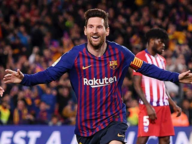 """MU """"nát"""" hàng thủ trước cúp C1: Lấy rổ đựng bóng đấu Messi 10 bàn/6 trận?"""