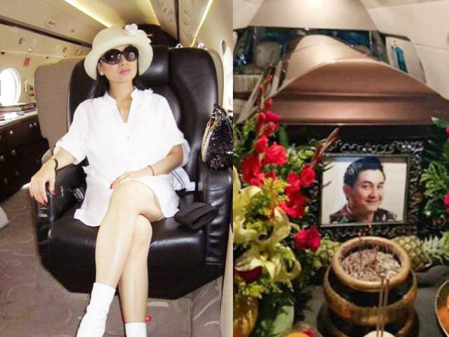 A billionaire singer did not pass $ 10,000 to bring NS Anh Anh's body to the ground?