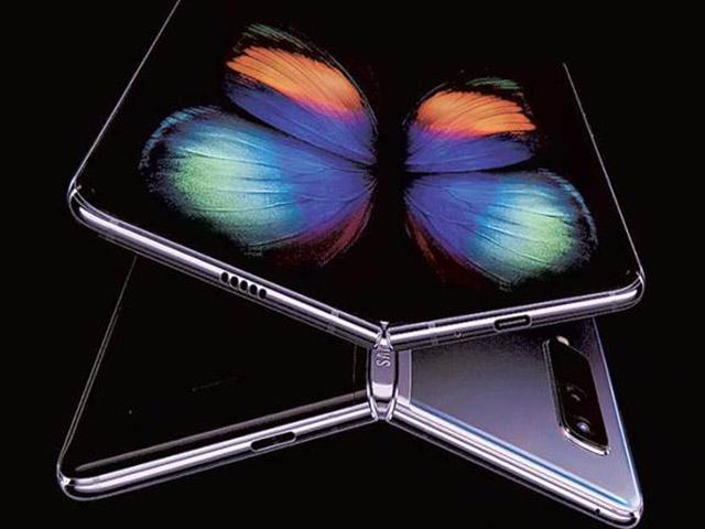 Ốp lưng chính thức cho Galaxy Fold với giá 2,8 triệu đồng