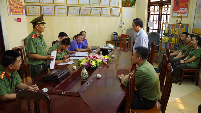 Process of 2 Deputy Heads of the Department of Education and Training in Fraud Exams at Ha Giang-1