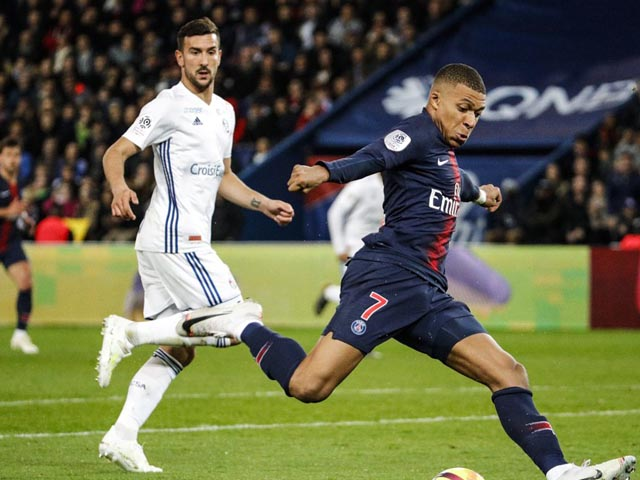 """PSG - Strasbourg: Siêu dự bị lóe sáng, tiếc nuối """"địa chấn"""" hụt"""