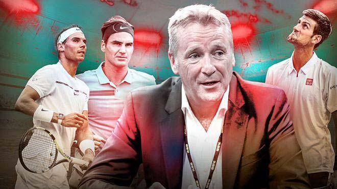 """""""Chạy chức"""" chủ tịch tennis: Djokovic lật đổ """"ông trùm"""", Federer - Nadal nổi giận - 1"""