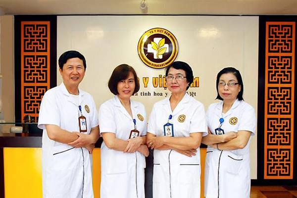 Đội ngũ chuyên gia CTCP Nghiên cứu Da liễu Đông y Việt Nam: Tài đức tạo nên uy tín! - 1