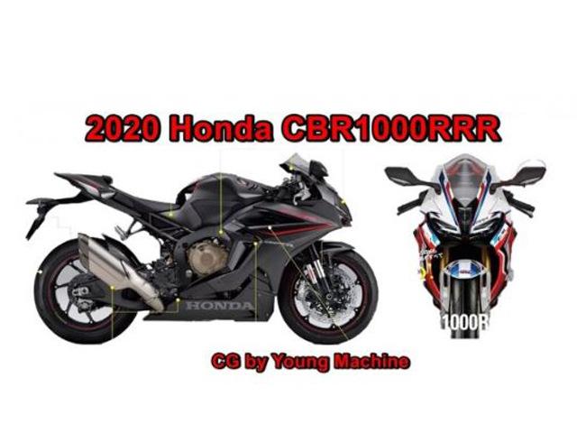 """Thông tin mới nhất về phiên bản """"đại tu"""" của Honda CBR1000RR 2020"""
