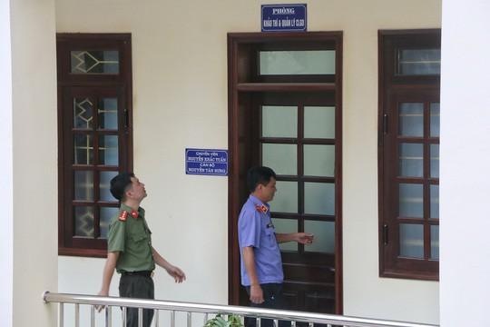28 thí sinh Hoà Bình gian lận thi cử vào trường công an - 1