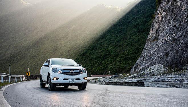 Mazda BT-50 chiếm vị trí số 2 phân khúc bán tải tại thị trường Việt Nam - 1