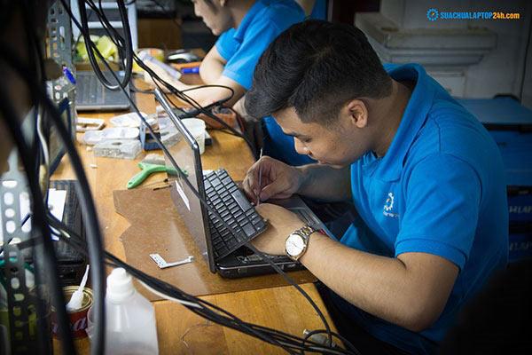 Địa chỉ sửa laptop uy tín, lấy ngay tại Thái Nguyên - 1