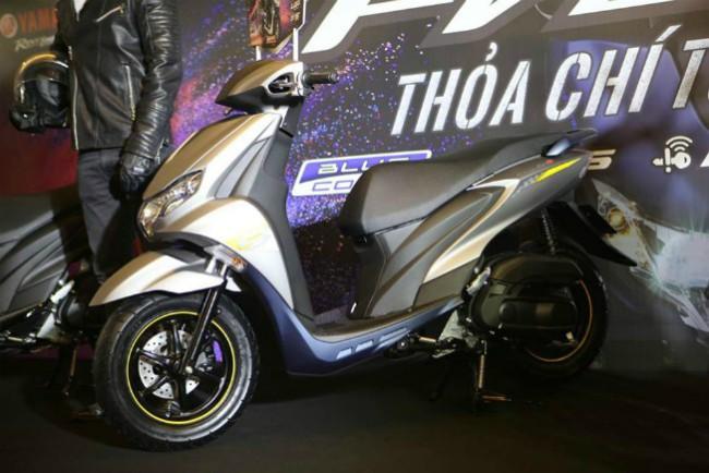 2019 Yamaha FreeGo 125 được Yamaha chính thức công bố bán tại thị trường Việt Nam vào hôm 9/4/2019.