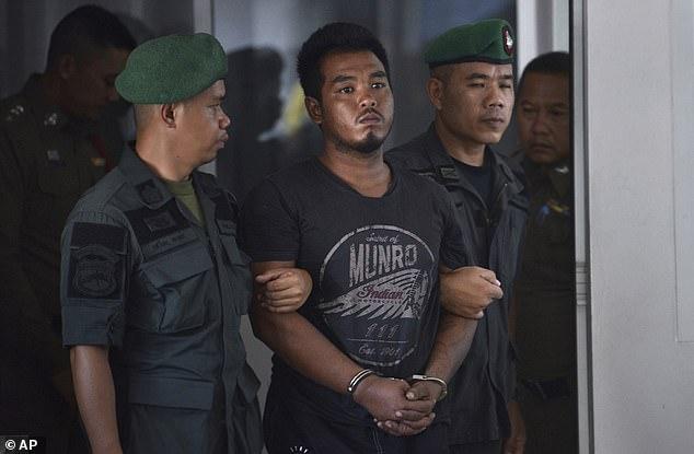Thái Lan: Kẻ cưỡng hiếp, sát hại cô gái Đức xinh đẹp thuật lại hành động tàn ác - 1