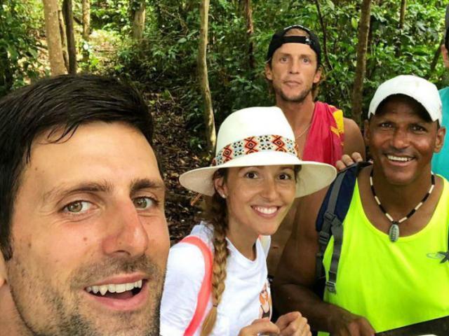 Tin thể thao HOT 10/4: Tái xuất đất nện, Djokovic vào rừng luyện sân cứng