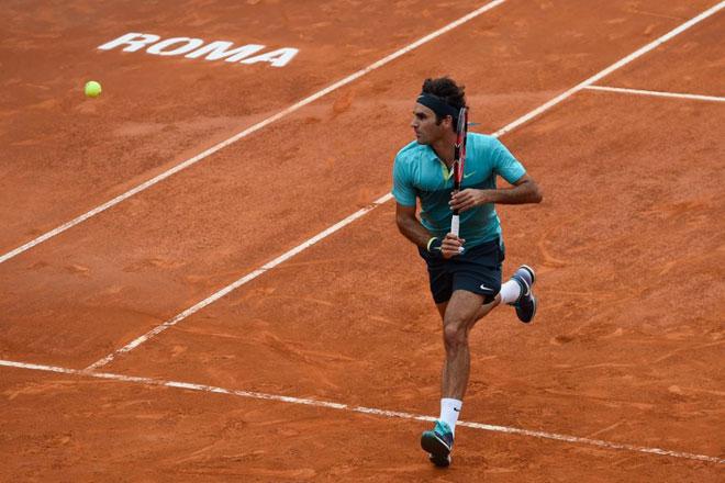 """Nadal - Djokovic """"đi săn"""" mùa đất nện: Federer """"phá đám"""" ở giải nào? - 1"""