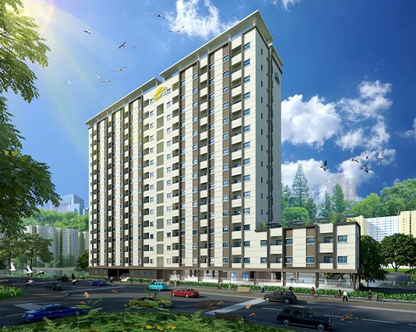 Thuduc House cất nóc TDH RiverView và chuẩn bị tung căn hộ dưới 1 tỉ - 1
