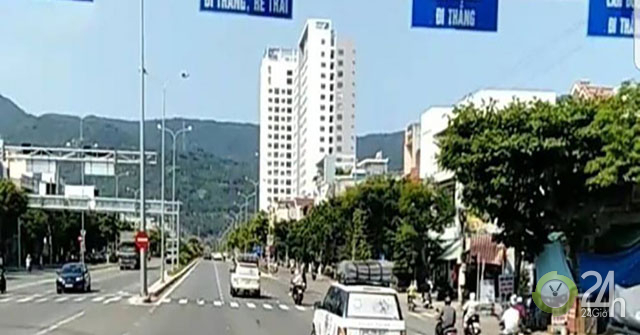 Đà Nẵng mạnh tay xử phạt đoàn xe vượt đèn đỏ của Tập đoàn Trung Nguyên