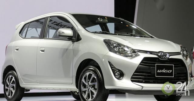 Giá xe Toyota Wigo 2019 mới nhất - Mẫu hatchback được nhiều khách hàng lựa chọn